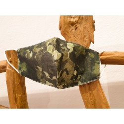 masque collector militaire